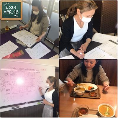【教室の様子】品川校 西洋占星術講座Part1